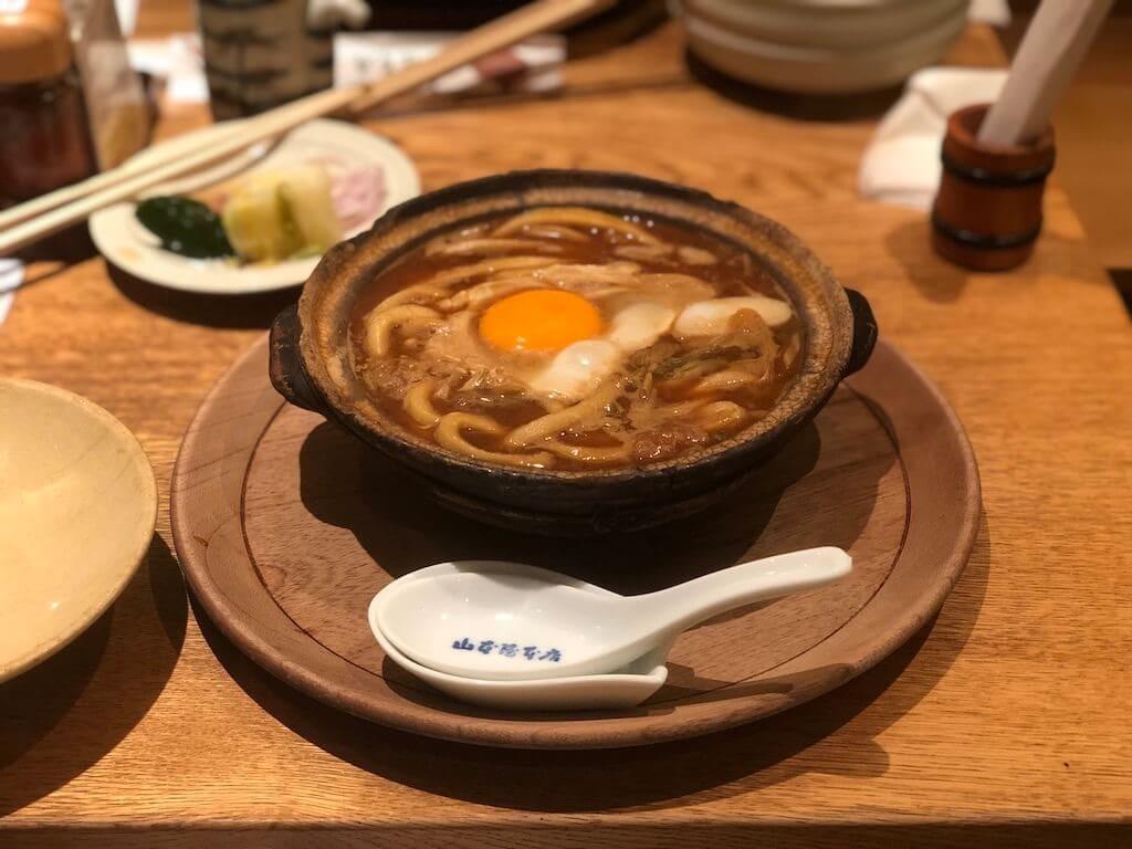Miso Nikomi Udon Nagoya