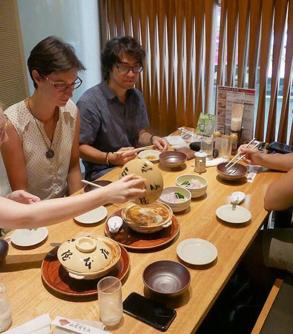 Food Tour at Yamamotoya in Sakae