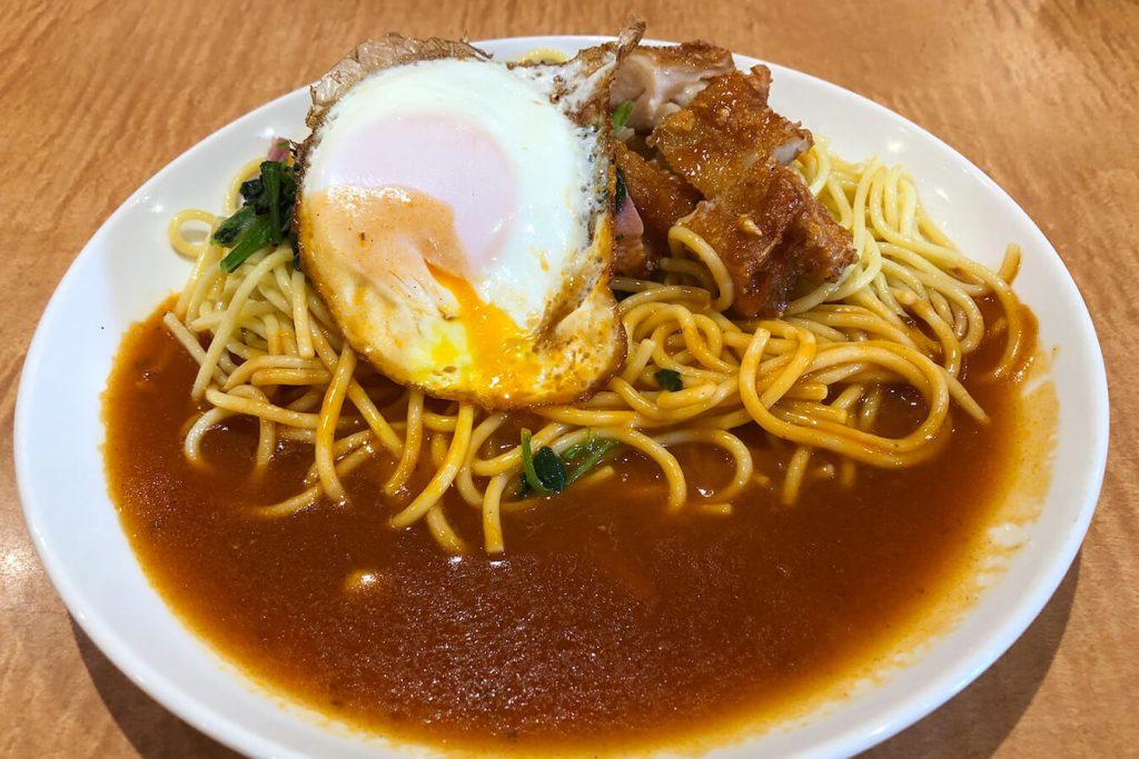 Ankake Spaghetti Nagoya