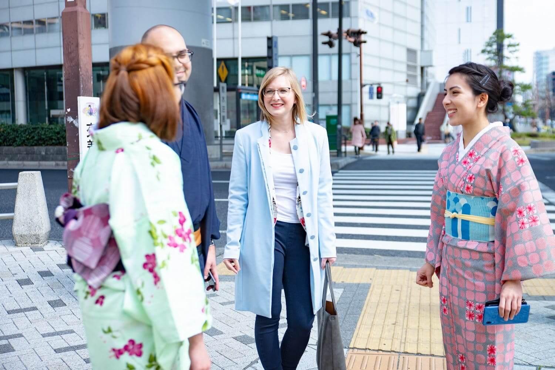 Nagoya Walking tour