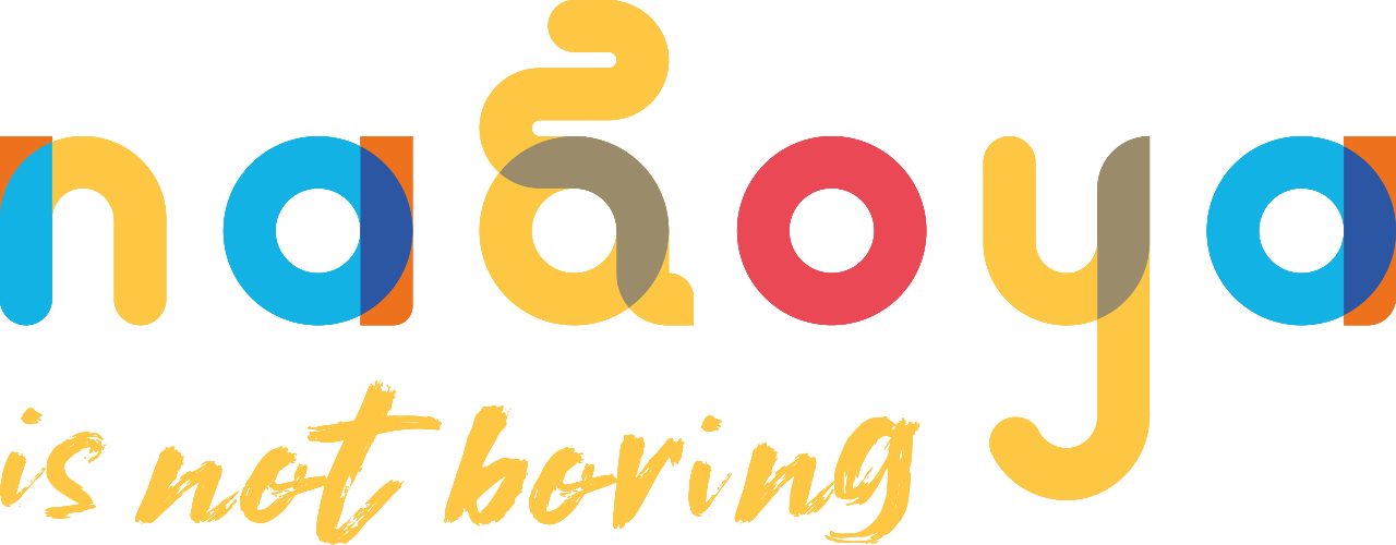 Nagoya is not boring logo