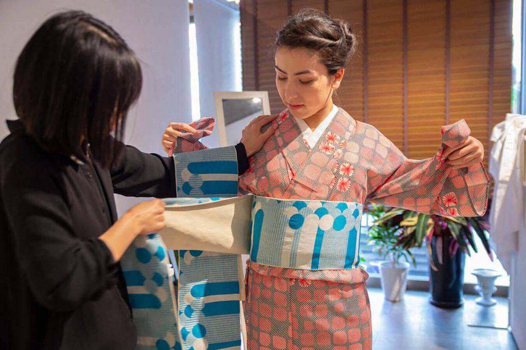 Cockney Kimono