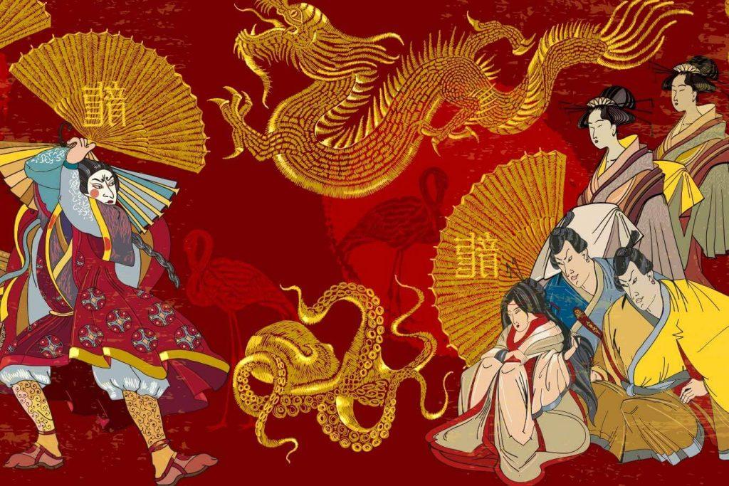 Kimono History