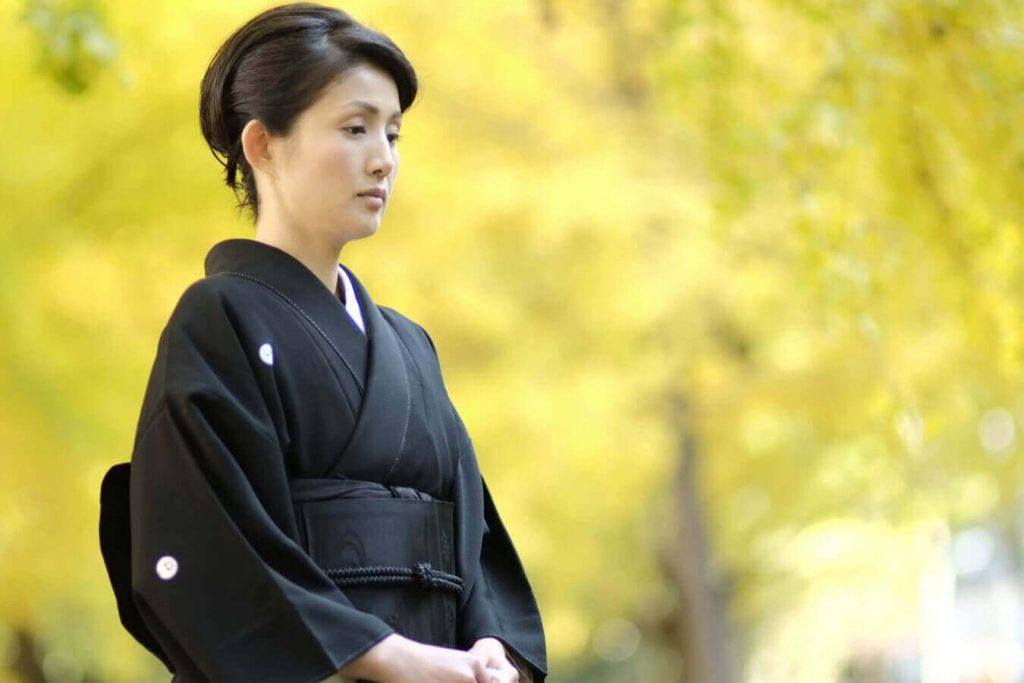 Mofuku Kimono