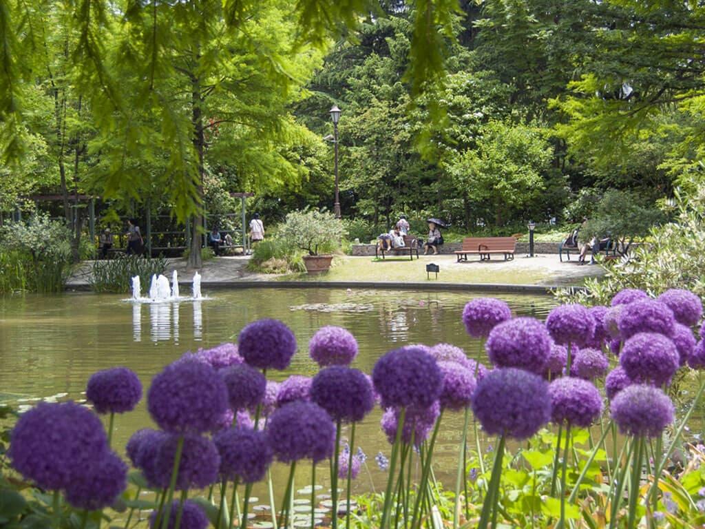 Hisaya Odori Garden Flarie