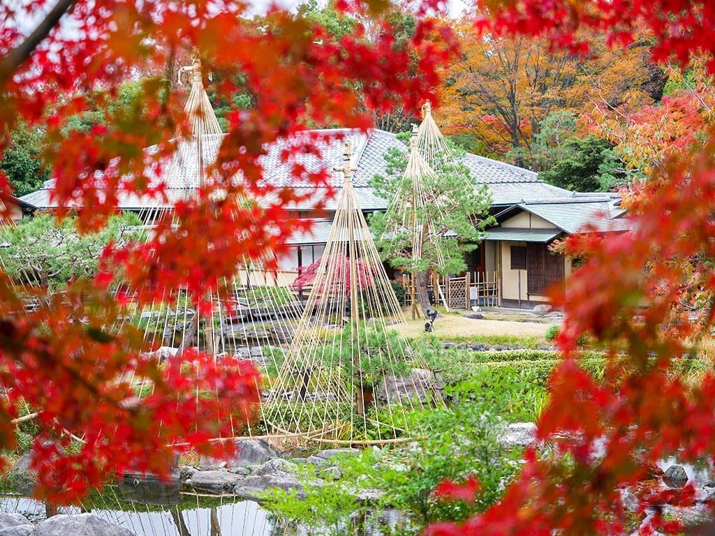 Shirotori garden one of the beautiful gardens in Nagoya