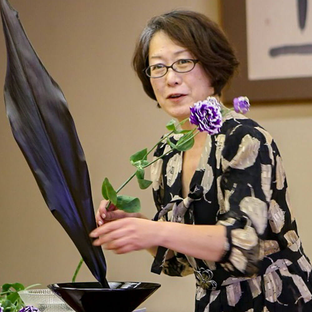 Kayoko Kondo - Ikebana