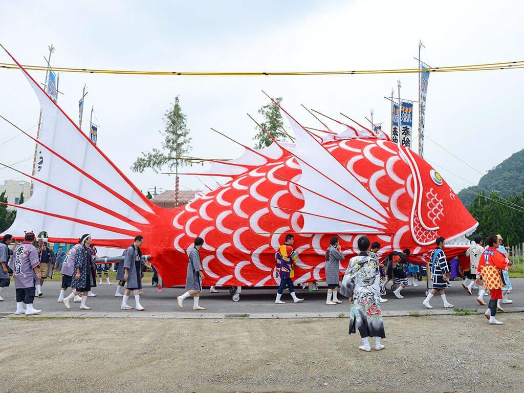 Toyohama Sea Bream Festival