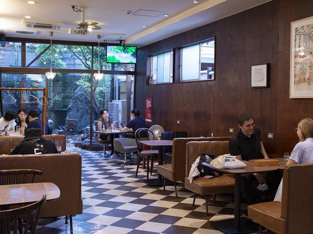 Nagonoya Cafe and Hostel.