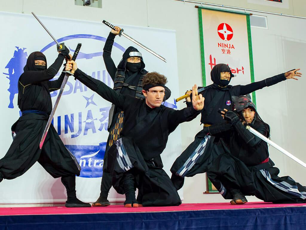Centrair Hattori Hanzo Ninja