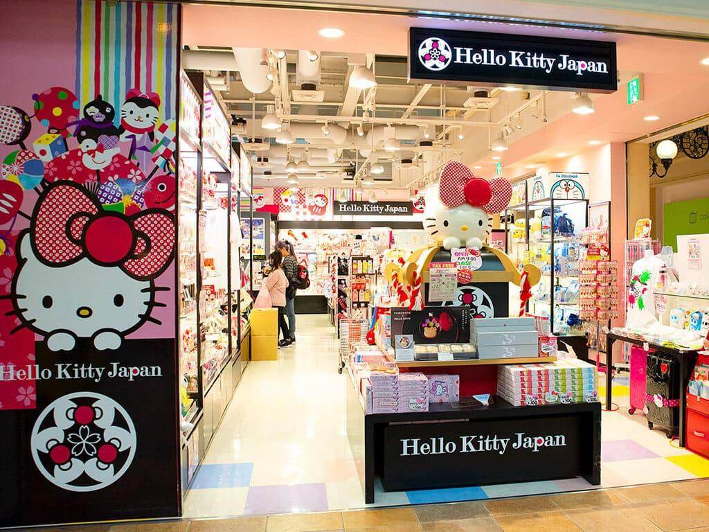 Centrair Hello Kitty Japan