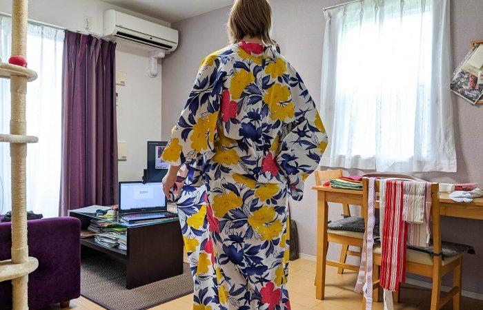 Yukata Online Experience