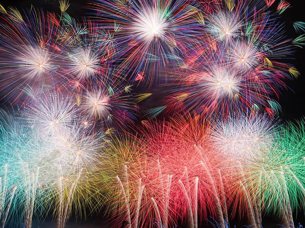 Nagoya Art Fireworks Festival