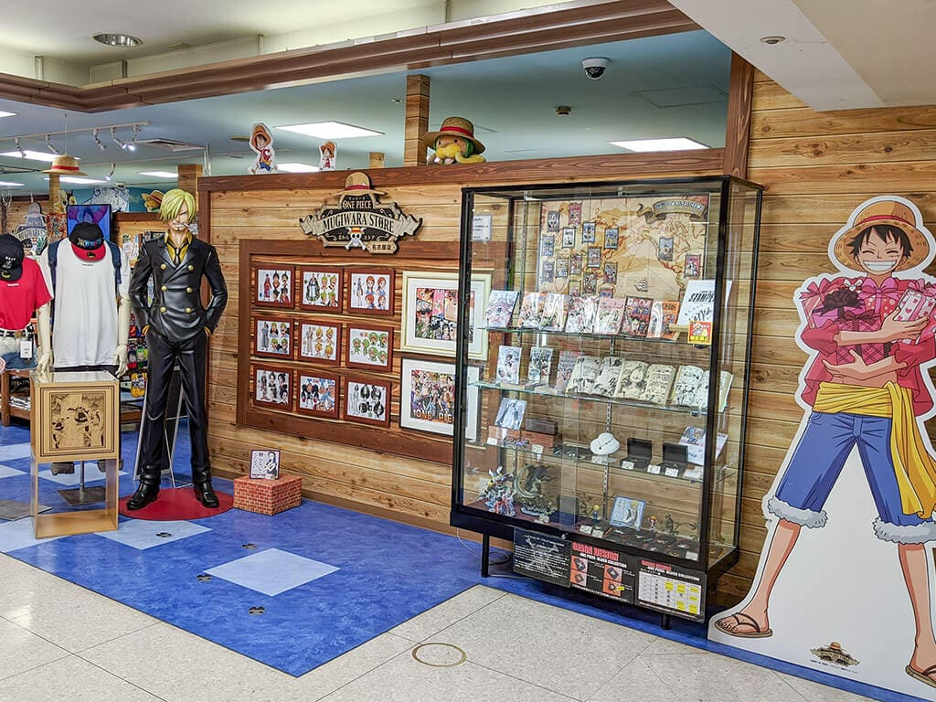 One Piece Store Nagoya