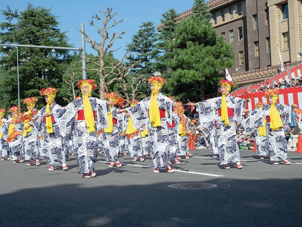 Nagoya Festival Autumn Yosakoi