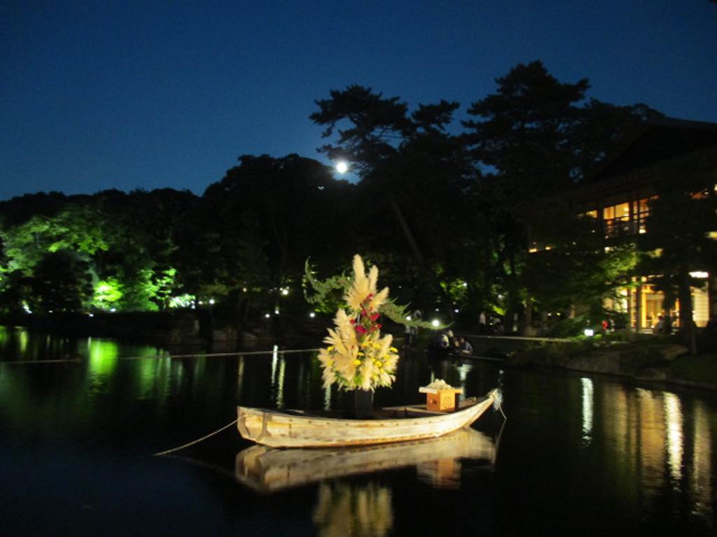 Tokugawa Garden Moon Viewing