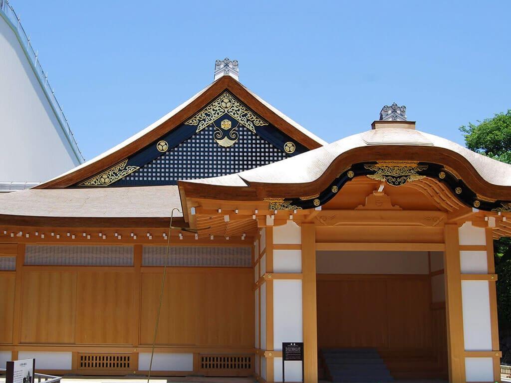 Honmaru Hoten Palace