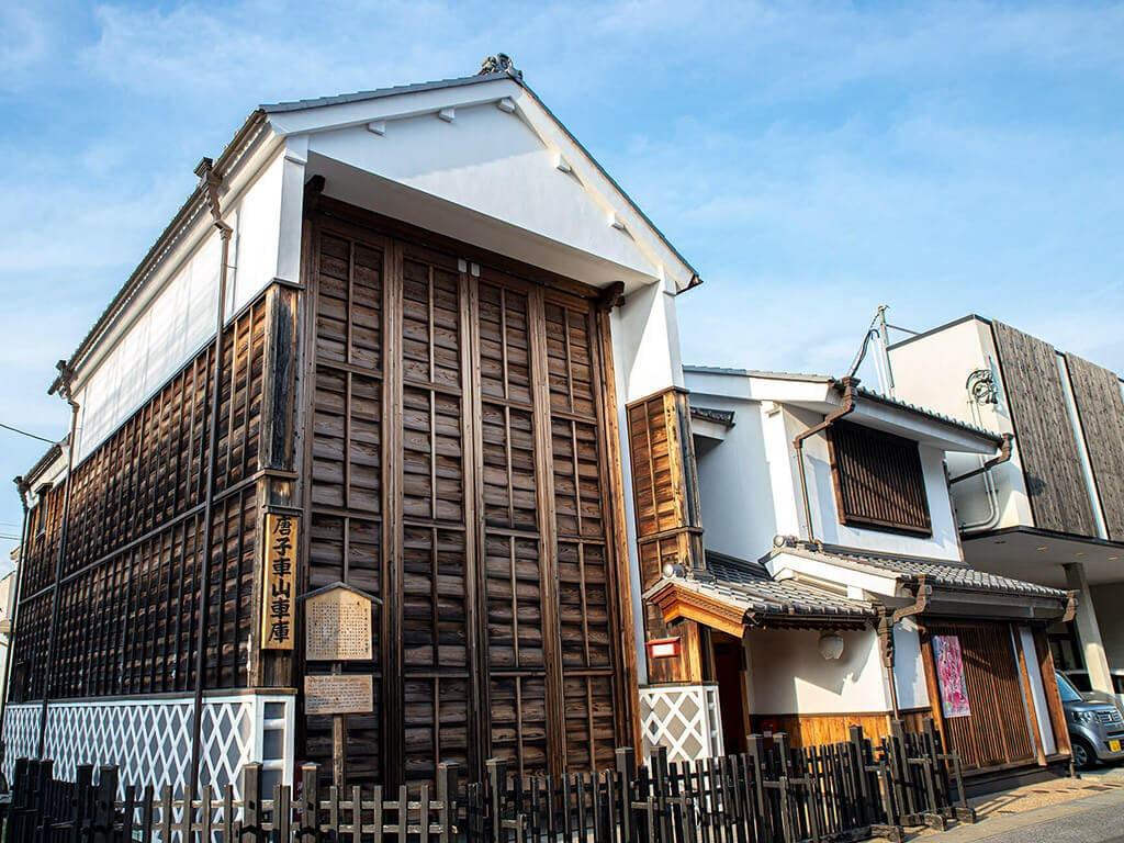 Nakamachi Float House