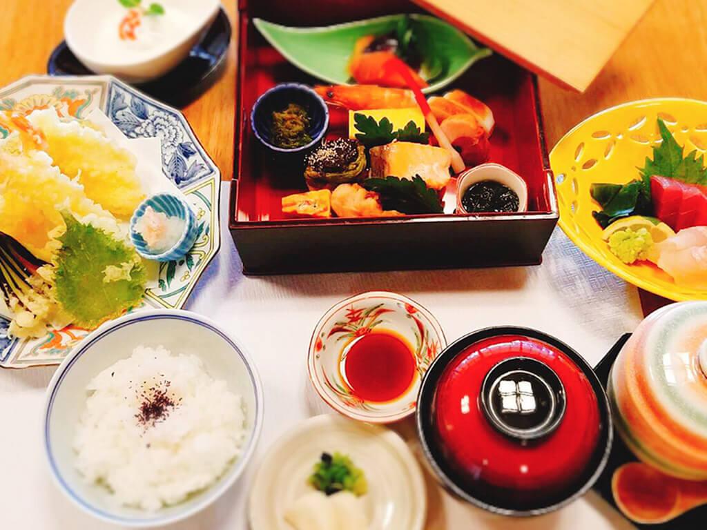 Yamato lunch