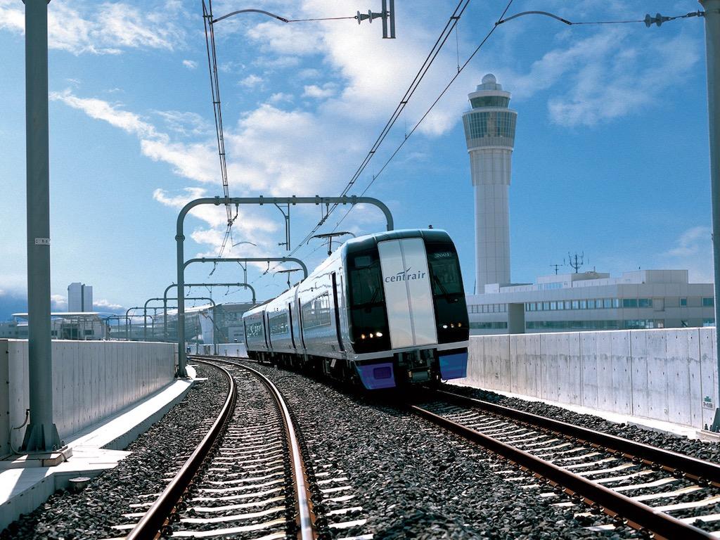 Meitetsu Train Airport