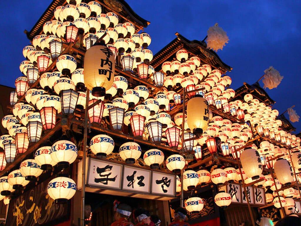 Inuyama Festival Floats