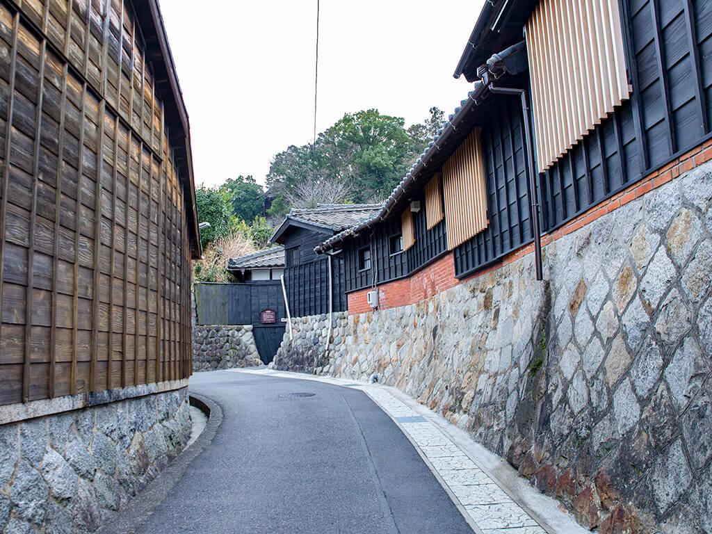 Okada town
