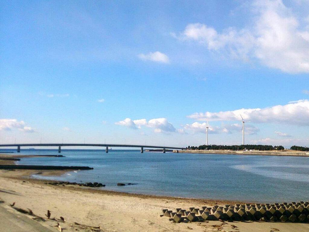 Shinmaiko Beach