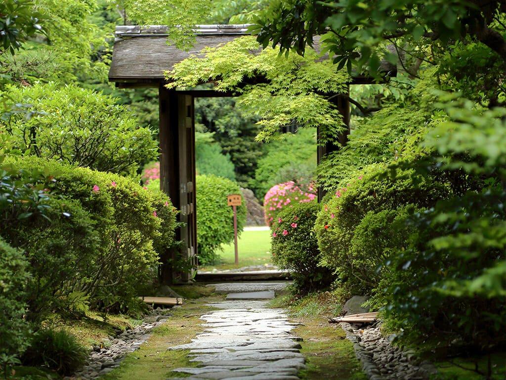 Inuyama Urakuen Garden