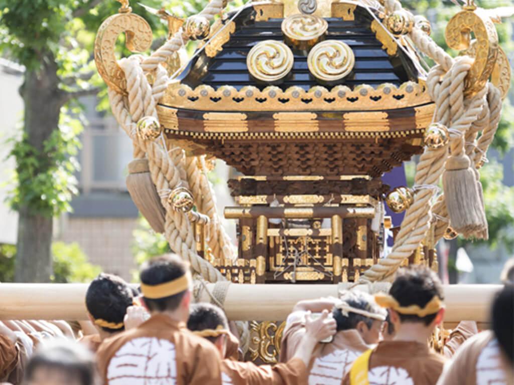Nishio Gion Festival