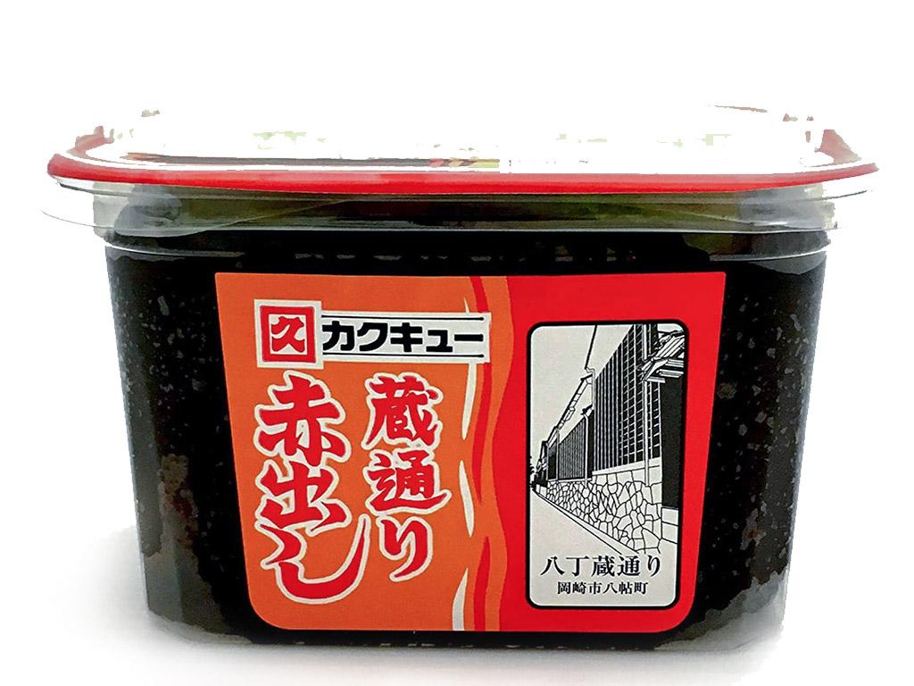 Kakukyu Hatcho Miso
