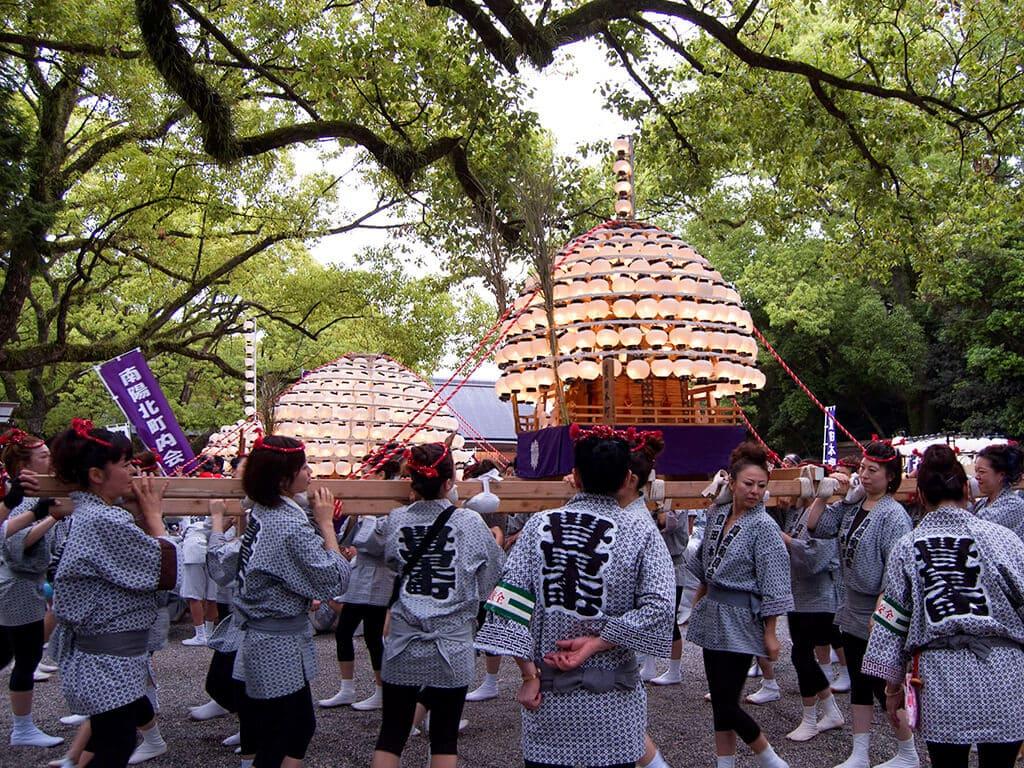 Atsuta Jingu-Atsuta Matsuri