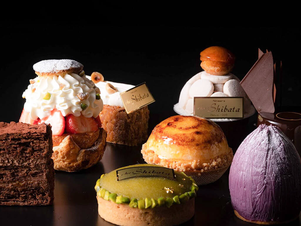 Chez Shibata Cakes and Cafe