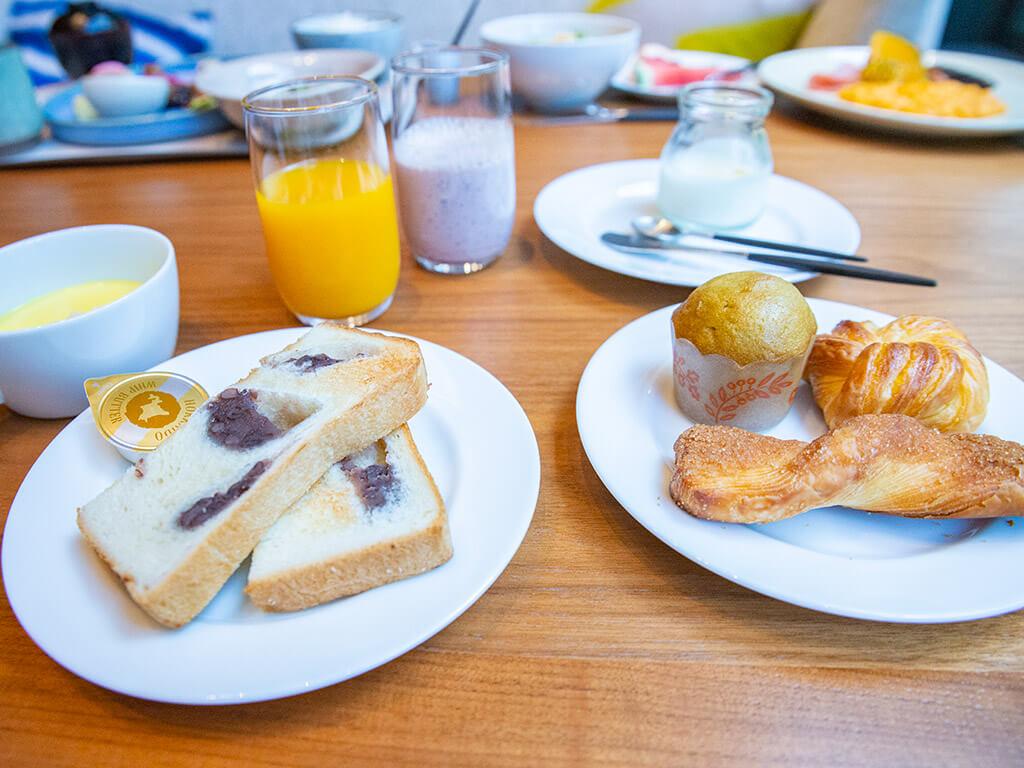 Nikko Style Nagoya Breakfast