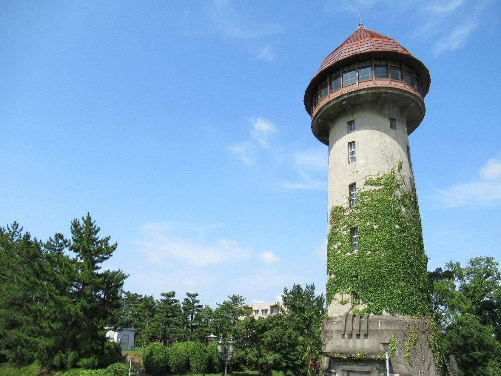 Higashiyama Water Tower