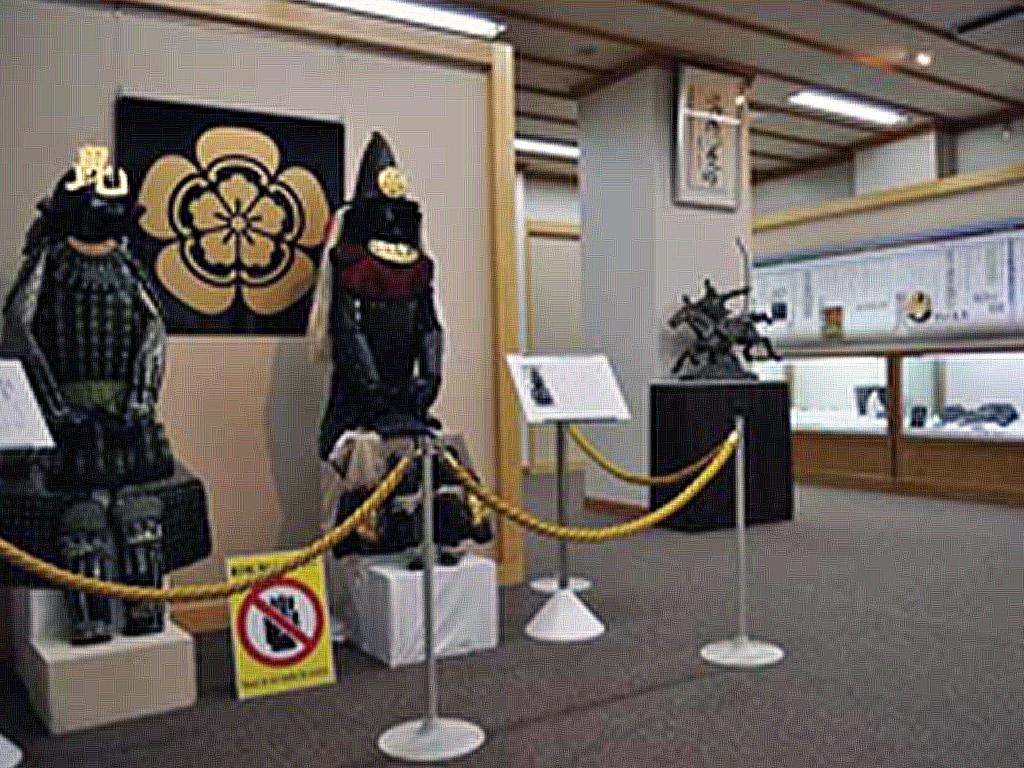 Kiyosu castle 1st floor