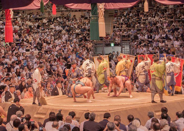 Nagoya Sumo Tournament